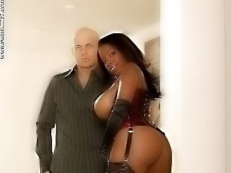 Vanessa Blue and Ben English  2