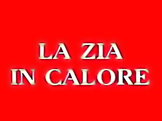 La Zia In Calore