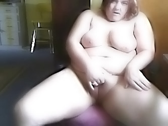 Fat Horny Bbw Ex Girlfriend Play...