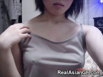 Real Asian Teen GFs!