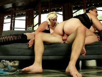 Bbw dominatrixes monika & mira