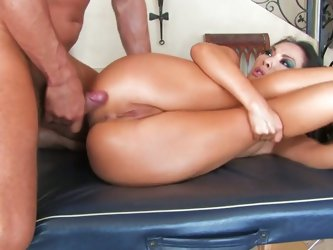 Asa akira giving hot and amazing nuru massage.