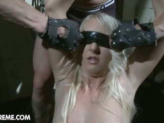 Valerie follass getting good bondage