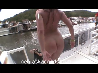 Sorority girls on a boat part 2