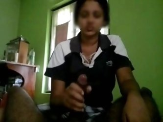 sister help for bf to cum (Sri Lankan)