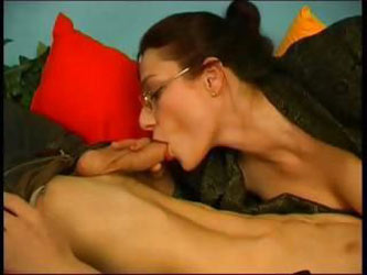Russian MaTure Teacher And STuDenT Home FucK