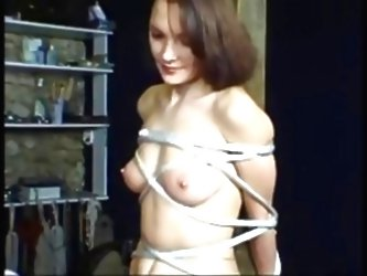 Submissive French Slut Used