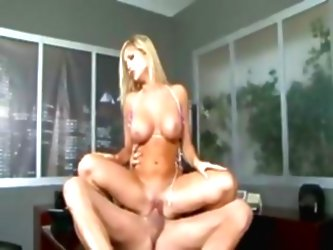 Tasha Reign Gives Her Boss Some...