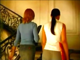 2 Lesbian Teens Strapon Punished...