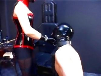 German Latex And Rubber And Tied...