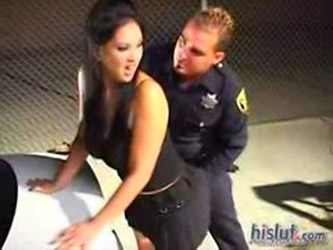 Reina Leone Forced And Molested By Police Officer In Uniform
