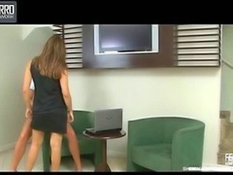Patricia and Amanda tranny fucking girl on video