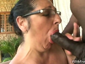 Great bj from an old lady!