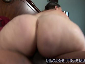 There is nothing attractive in Victoria. She is just a white slut with enormous booty and with tons of fat on her belly! She rides black cock and fuck