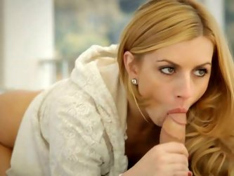 Fame Digital performs you one another hot video featuring alluring babe giving her boyfriend blowjob. She is so hot and  adorable. Enjoy her  and her