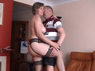 Horny porn clip Mature try to watch for , it's amazing