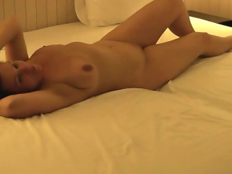 her new lover, Hubby was filming (and wanking)