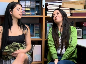 ShopLyfter - Twin Sisters Get Caught Shoplifting