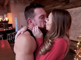 Another fantastic scene from Team Skeet is here to rock your world. Super hot darling Jillian Janson seduces Johnny Castle and she ends up with his do