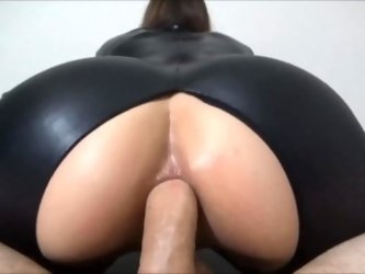 Catsuit anal