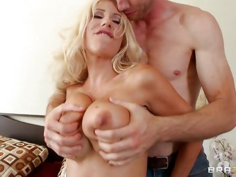 Swedish horny milf, Puma Swede is one sexy blonde who loves to play dirty. And when Jordan Ash got a chance to play with her, he didn't waste it.