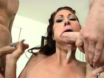 Facial Overload #02 - Milf Edition