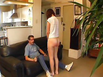 Disobedient French Girl