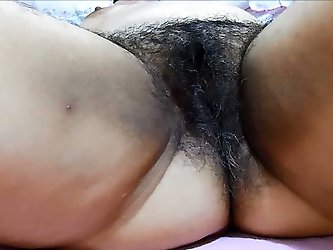 My wife's hairy pussy is fucking disgusting. How else could she be so hairy? If you like hairy pussies then this homemade video is for you.