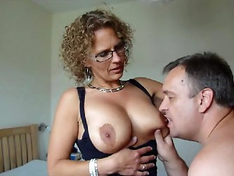 Danish Amateur Wife Mette having fun