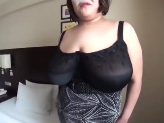 Ruriko S Cup - Big Saggy Huge Tits with Milk