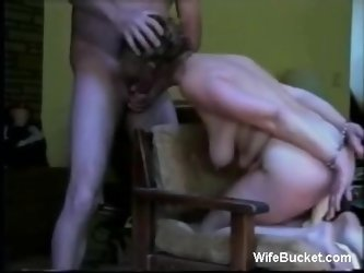Slave wife used homemade