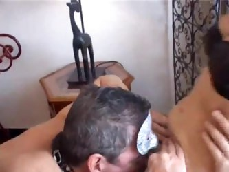 Hot bisex french fuckfest couple