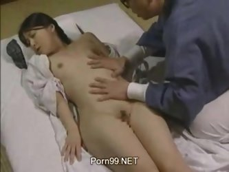 Fuck and pettings for japanese girl