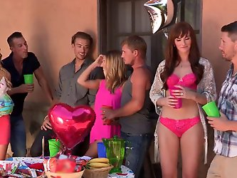 Swingers Wife Swap #4 Scene 1
