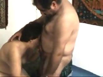 Turkish mature wife fucks