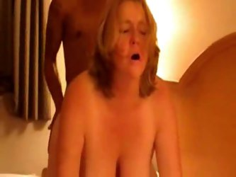 Swinger wife moans out in ecstasy