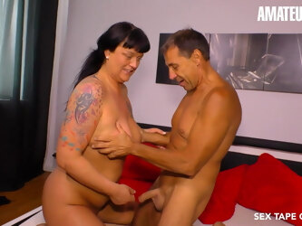 AmateurEuro -German Couple Shhot Their First Porn Movie Ever