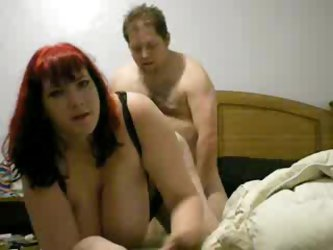 Fat goth girl fucked doggystyle