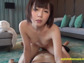 Jav Amateur Rika Big Flabby Butt Thunders Up And Down