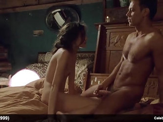 Caroline Ducey blowjob and explicit sex scenes
